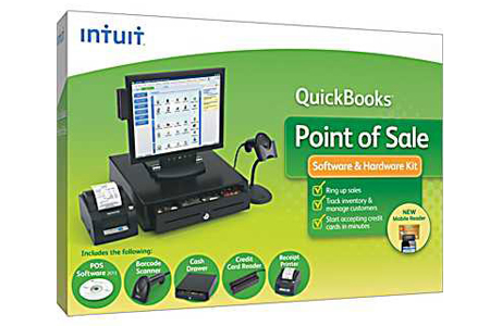 Quickbooks POS System Lower Plain